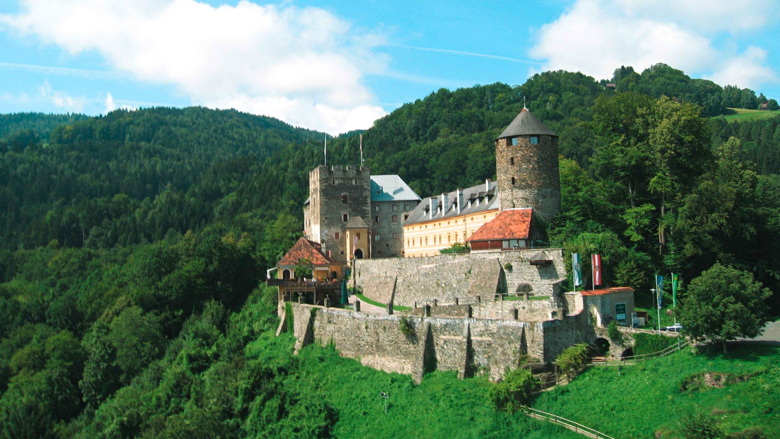 Burghotel Deutschlandsberg – Schilcherland entdecken