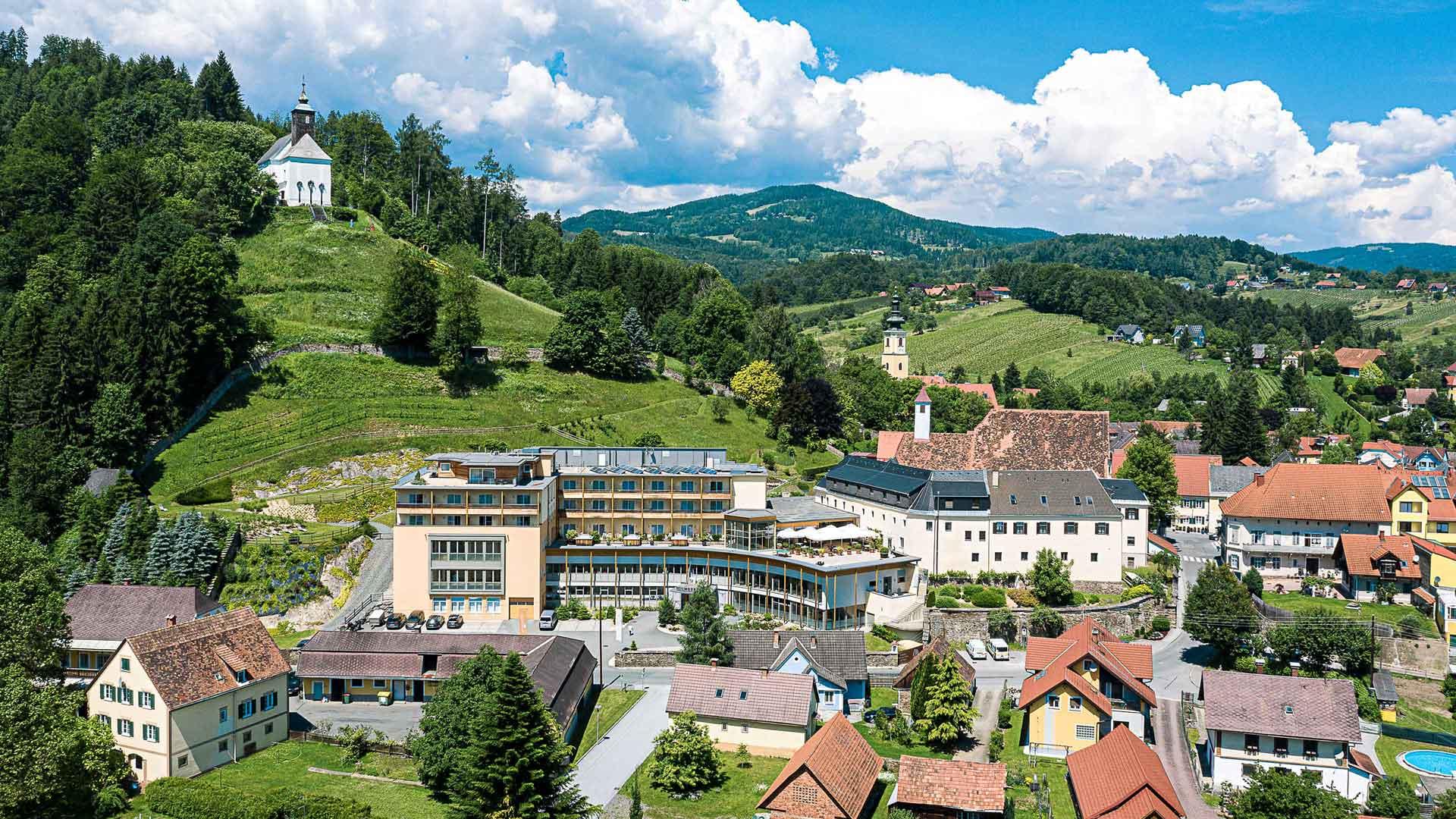 Heilmoorbad Schwanberg – Schilcherland entdecken
