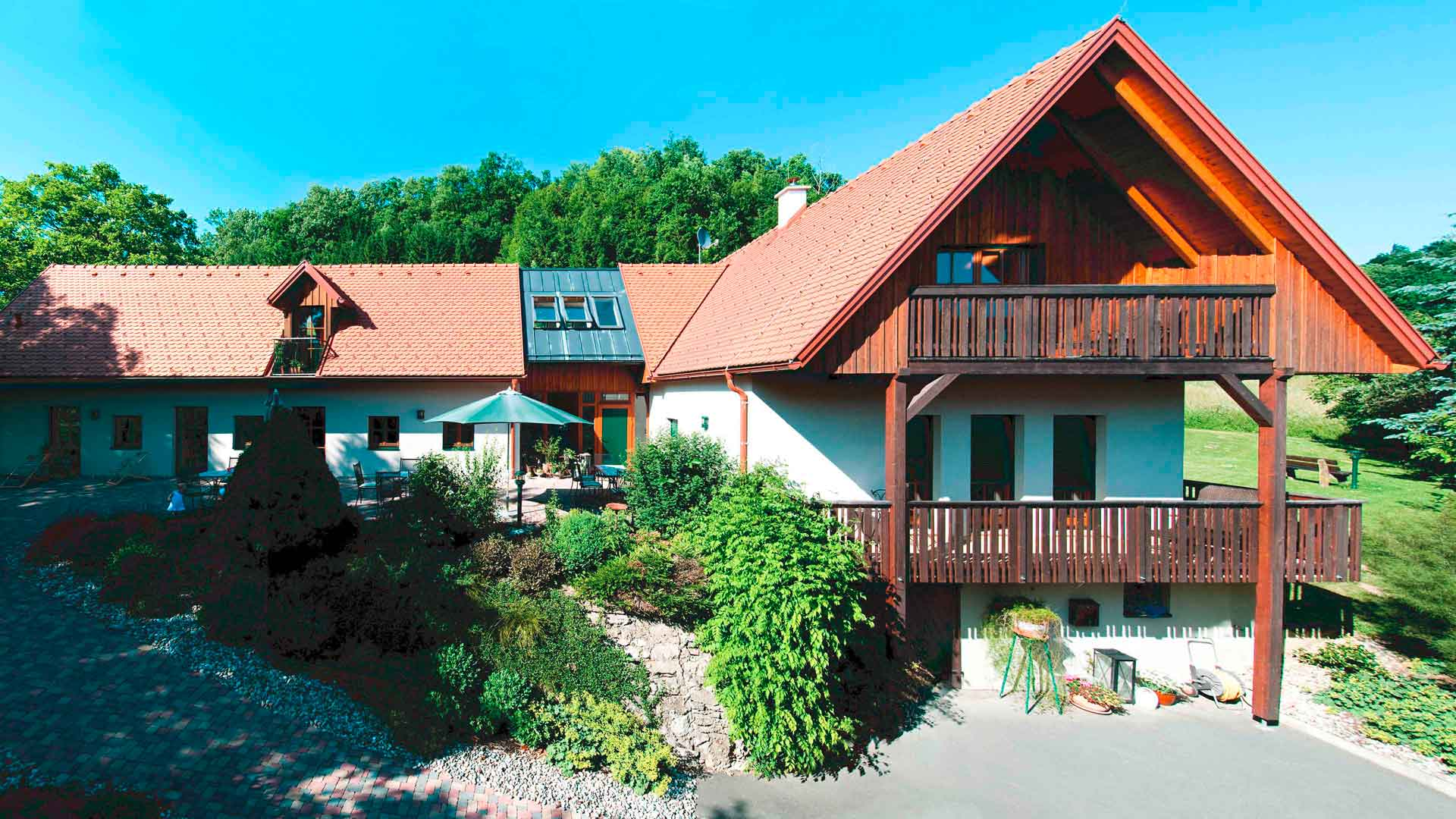 Hotel Winzerhof Hödl