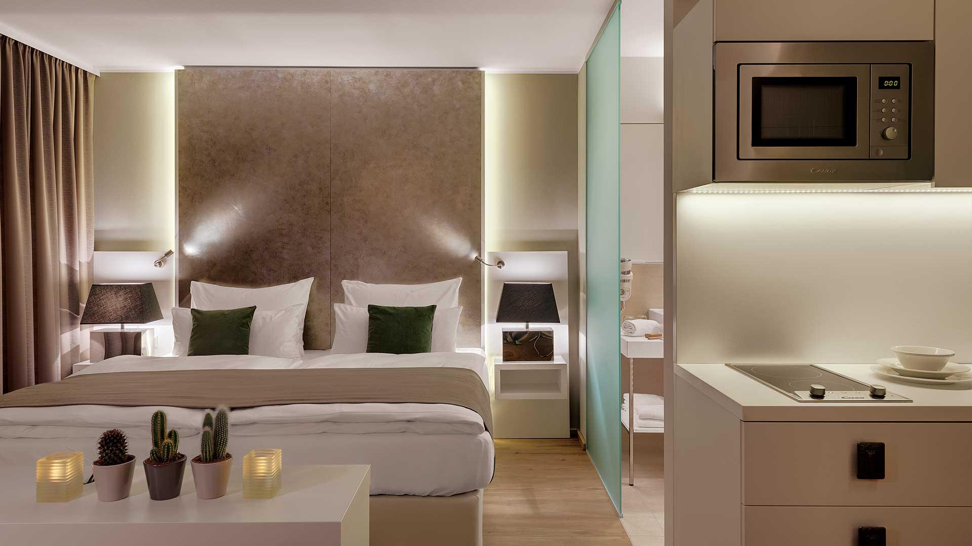 Amedia Luxury Suits Graz