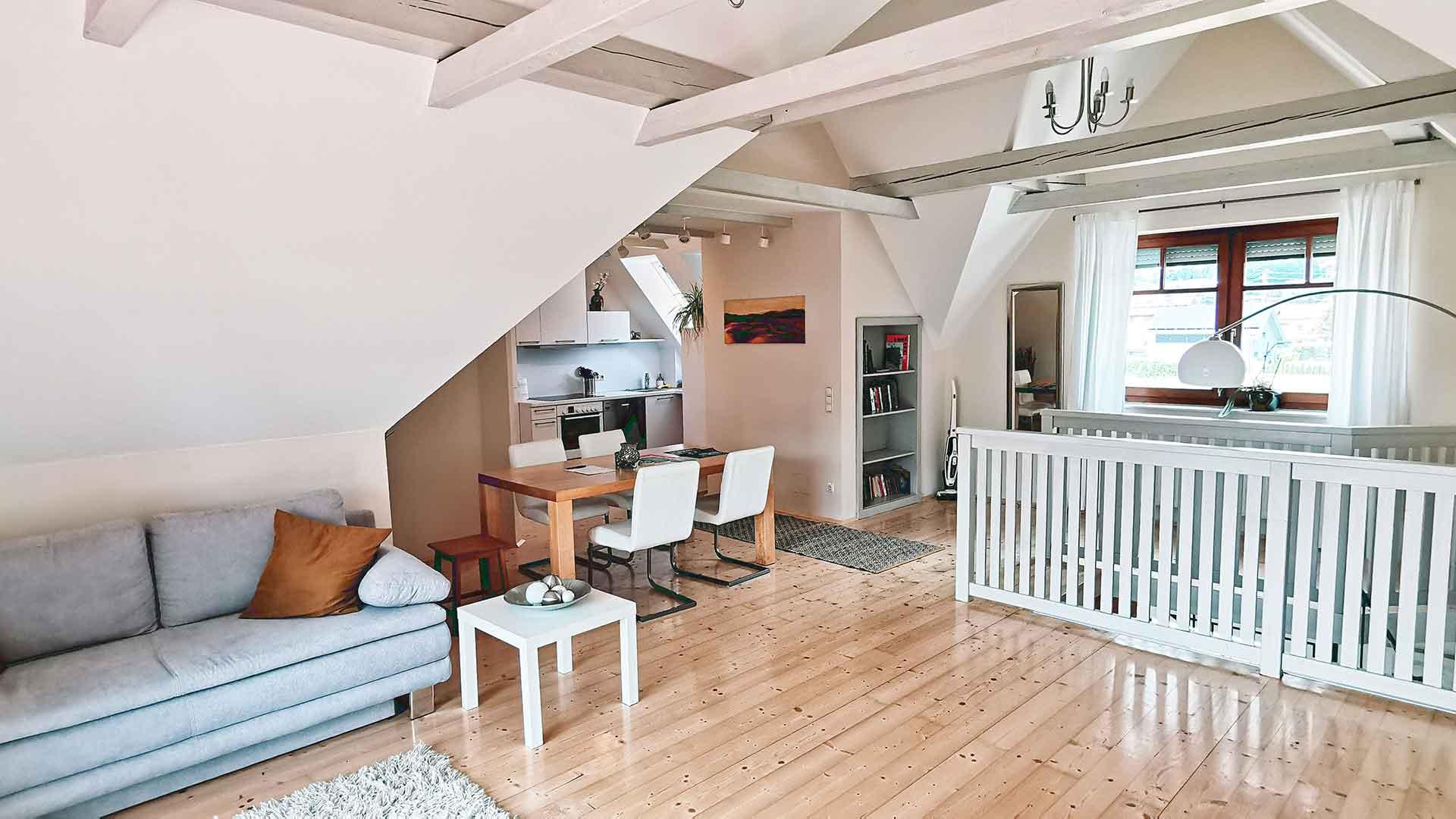 4 für 3 Special: Apartment am Schlosspark